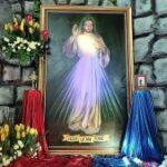 POŚWIĘCENIE NOWEGO OBRAZU JEZUSA MIŁOSIERNEGO – 11.04.2021r.